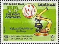 [The 100th Anniversary of Discovery of Tubercule Bacillus, Typ SU1]