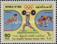 [Olympic Games - Los Angeles, USA, Typ TY]