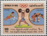 [Olympic Games - Los Angeles, USA, Typ TY1]