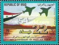 [The 54th Anniversary of Iraqi Air Force, Typ UF1]