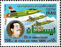 [The 55th Anniversary of Iraqi Air Force, Typ VH1]