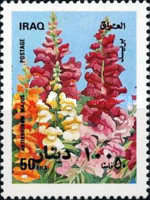 [Issue of 1989 & 1990 Surcharged, Typ YT3]