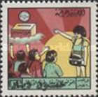 [Un-issued Stamps Surcharged, Typ ZP2]