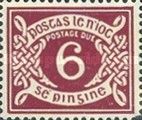 [Numeral Stamps - Different Watermark, type A10]