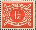 [Numeral Stamps - Different Watermark, type A6]