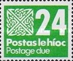 [Numeral Stamps - New Design, type B6]