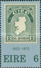 [The 50th Anniversary of the First Irish Stamp, type ]