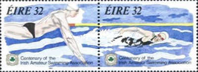 [The 100 Anniversary of the Irish Amateur Swimming Confederation, Typ ]