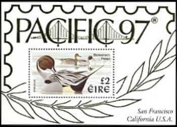 [International Stamps Exhibition `97 - San Francisco, type ]