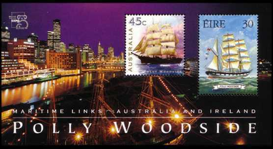 [International Stamps Exhibition - AUSTRALIA `99 - Melbourne, type ]