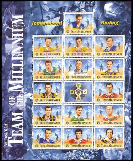 [Team of the Millennium - Hurling, type ]