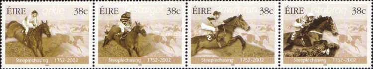 [Horses - The 250th Anniversary of the First Steeplechase in Ireland, Typ ]