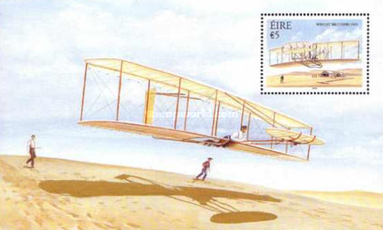 [The 100th Anniversary of the First Flight of Wright Brothers, type ]