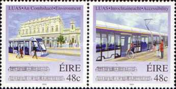 [The Activation of LUAS Tram System, type ]