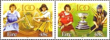 [The 100th Anniversary of the Camogie Sport in Ireland, type ]