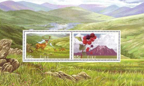 [Protection of Biosphere - Nature Parks in Ireland and Canada, type ]