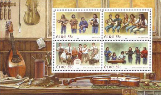 [The Irish Music Groups, type ]