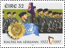 [The 75th Anniversary of the Republic of Ireland, type AAF]