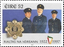 [The 75th Anniversary of the Republic of Ireland, type AAH]