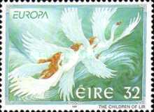 [EUROPA Stamps - Tales and Legends, type AAT]