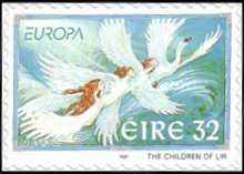 [EUROPA Stamps - Tales and Legends - Self-Adhesive, type AAT1]