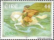 [EUROPA Stamps - Tales and Legends, type AAU]