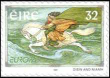 [EUROPA Stamps - Tales and Legends - Self-Adhesive, type AAU1]