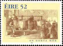 [The 150th Anniversary of the Great Famine in Ireland, type AAZ]
