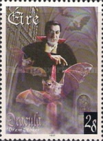 [The 100th Anniversary of the Novel Figure Count Dracula - White Frame, type ABT]