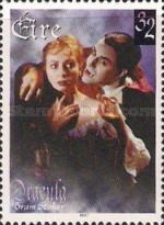 [The 100th Anniversary of the Novel Figure Count Dracula - White Frame, type ABU]
