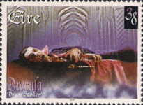 [The 100th Anniversary of the Novel Figure Count Dracula - White Frame, type ABV]