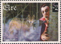 [The 100th Anniversary of the Novel Figure Count Dracula - White Frame, type ABW]