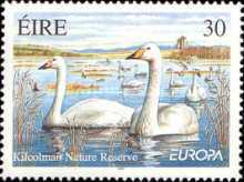 [EUROPA Stamps - Nature Reserves and Parks, type AFW]