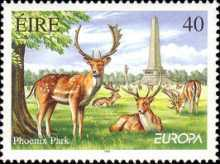 [EUROPA Stamps - Nature Reserves and Parks, type AFX]