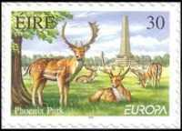 [EUROPA Stamps - Nature Reserves and Parks - Self-Adhesive, type AFX1]