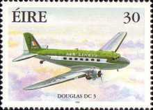 [Civil Air Transport in Ireland - Aeroplanes, type AHL]