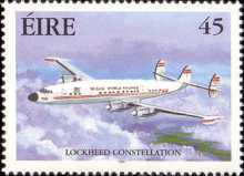 [Civil Air Transport in Ireland - Aeroplanes, type AHO]