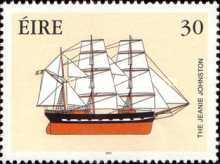 [The Jeanie Johnston Ship, type AIX]