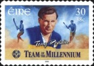 [Team of the Millennium - As Previous but Self-Adhesive Stamps, type AKK]