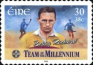 [Team of the Millennium - As Previous but Self-Adhesive Stamps, type AKL]