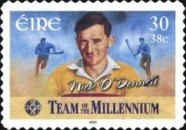 [Team of the Millennium - As Previous but Self-Adhesive Stamps, type AKM]