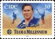 [Team of the Millennium - As Previous but Self-Adhesive Stamps, type AKN]