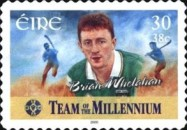 [Team of the Millennium - As Previous but Self-Adhesive Stamps, type AKO]
