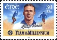 [Team of the Millennium - As Previous but Self-Adhesive Stamps, type AKP]