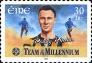 [Team of the Millennium - As Previous but Self-Adhesive Stamps, type AKQ]