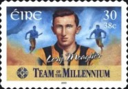 [Team of the Millennium - As Previous but Self-Adhesive Stamps, type AKR]