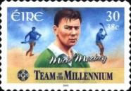 [Team of the Millennium - As Previous but Self-Adhesive Stamps, type AKU]
