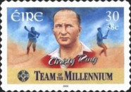 [Team of the Millennium - As Previous but Self-Adhesive Stamps, type AKV]