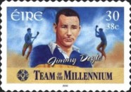 [Team of the Millennium - As Previous but Self-Adhesive Stamps, type AKW]