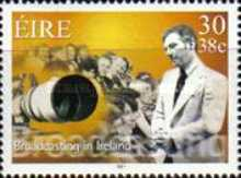 [The 75th Anniversary of Broadcasting in Ireland, type AML]